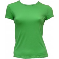 Tee Shirt Vert Anis femme